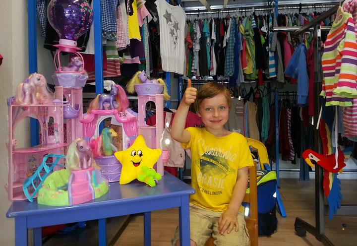 Kleiderladen Kinderschutzbund Bocholt