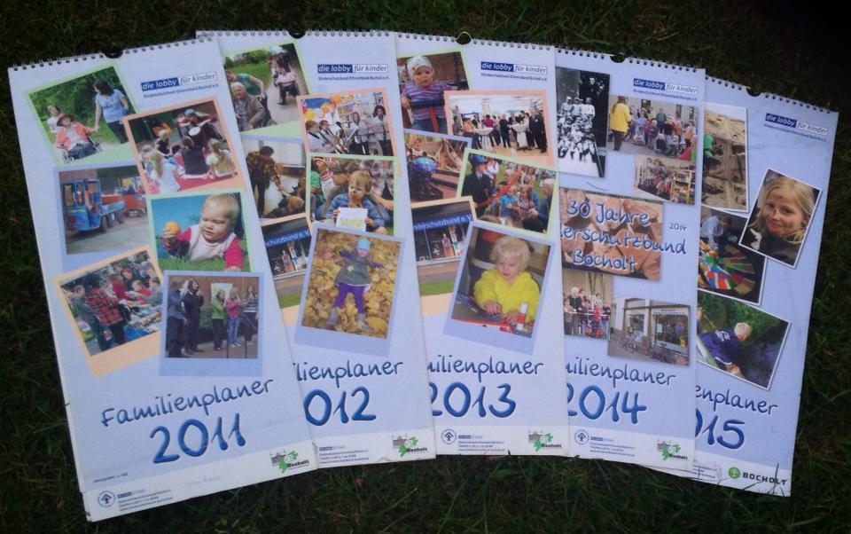 Kalender 2016 erschienen